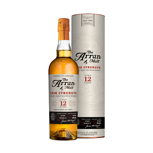 Arran 12y Cask Strength Single Malt Whisky
