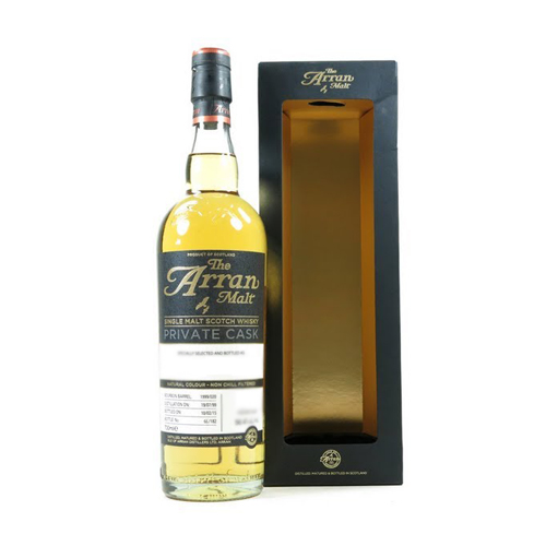 Arran Waltz 2006 10YO Private Cask Single Malt Whisky