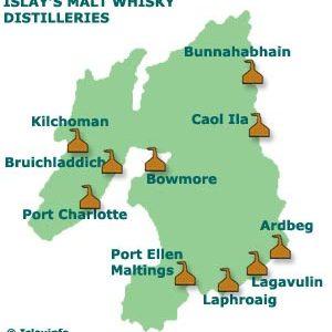 Whisky proeverij Islay Single Malt Nosing and tasting in Gouda bij Wijnhandel Van Welie