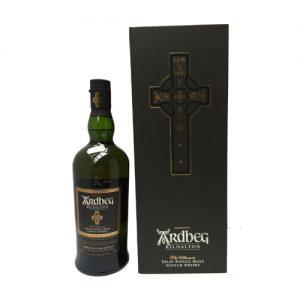 Ardbeg Kildalton Islay single malt whisky gebotteld in 2014 te koop bij Het Whiskycollectief Online Webshop en bij whiskyspecialist Martin Stavleu van Wijnhandel Van Welie uit Gouda