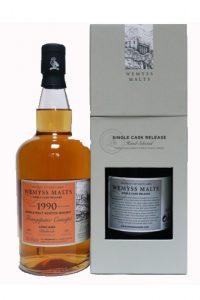 Wemyss Malts Bladnoch 1990 26YO Whisky