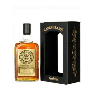 Cadenhead Glen Grant-Glenlivet 1984 31YO Single Malt whisky te koop bij het Whiskycollectief online whiskyshop en bij whiskyspecialist Martin Stavleu van Wijnhandel Van Welie uit Gouda
