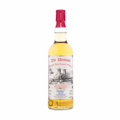 The Ultimate Ledaig 2010 7YO Cask Strength Cask 700390 Single Malt Scotch Whisky