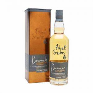 Benromach Peat Smoke is een single malt whisky uit de Speyside, Schotland en is online te koop bij het whiskycollectief van whiskyspecialist Martin Stavleu van Wijnhandel Van Welie uit Gouda
