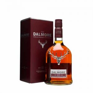 Dalmore 12YO Single Malt Whisky is te koop bij Het Whiskycollectief Online Whiskyshop van whiskyspecialist Martin Stavleu van Wijnhandel Van Welie uit Gouda