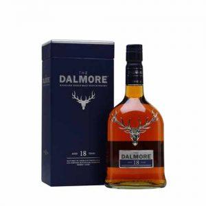 Dalmore 18YO Single Malt Whisky is te koop bij Het Whiskycollectief Online Whiskyshop van whiskyspecialist Martin Stavleu van Wijnhandel Van Welie uit Gouda
