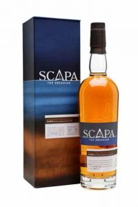 Scapa Glansa Single Malt Whisky – Orkney